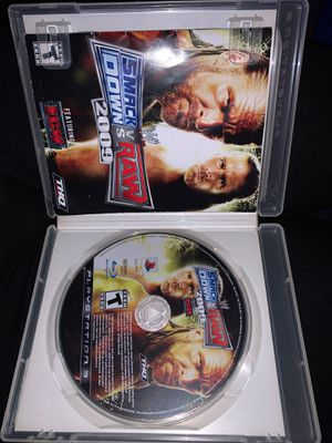 WWE SmackDown Vs Raw 2009 for Sale in Millsboro, DE