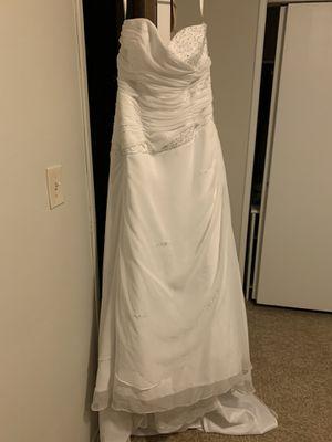 Wedding Dress(white) for Sale in Escondido, CA