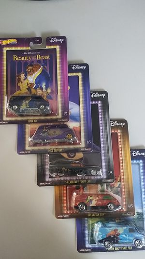 Real Riders Disney Set for Sale in Chicago, IL