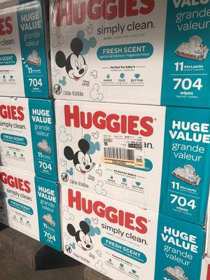 Huggies wipes for Sale in Norwalk, CA