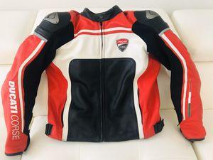 DUCATI Corse Pelle C2 Dainese Motorcycle Jacket for Sale in Weston, FL