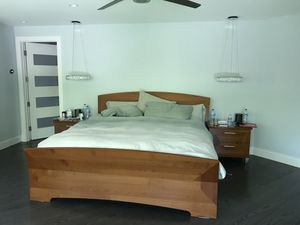 King Bedroom Furniture set from Dania Furniture for Sale in Highland Park, IL
