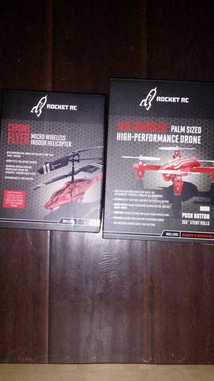 Drones and Helicopters for Sale in Austin, TX