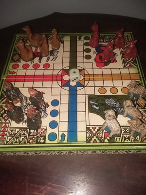 Rare Mexican Parcheesi Set for Sale in Lynchburg, VA