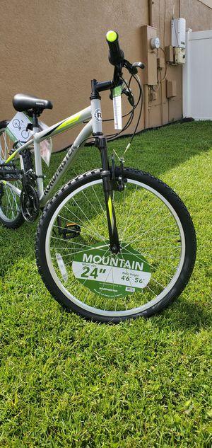 "Mountain Bike (Roadmaster) 24"" for Sale in Kissimmee, FL"