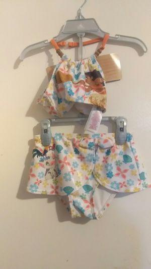 New!!! Two piece Moana swimsuit (4t) for Sale in La Puente, CA
