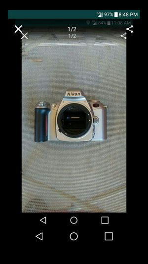 Nikon.35mm Film Camera for Sale in Nashville, TN