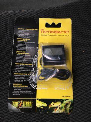 Exo terra thermometer for Sale in Modesto, CA