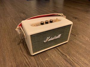 Marshall Kilburn Portable Bluetooth Speaker, for Sale in Washington, DC