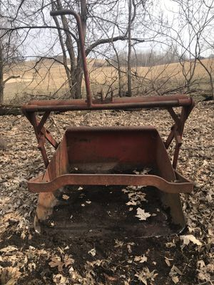 Slusher/bucket for Sale in Malone, WI