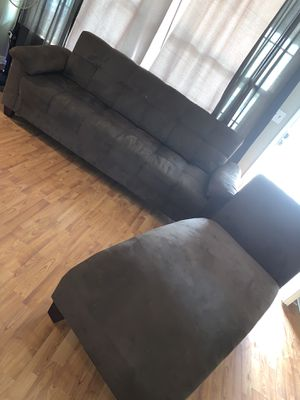 Couch set- sofa bed for Sale in Fresno, CA