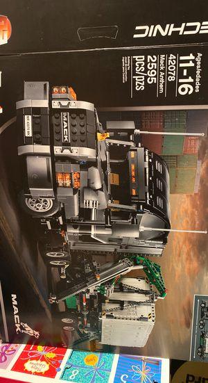 Lego Technic Mack Anthem for Sale in Olympia, WA