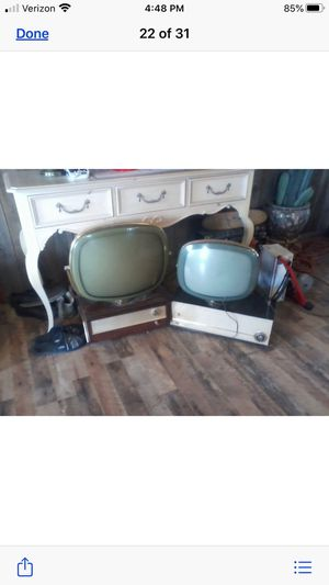 Philco tvs $700 for both for Sale in Redmond, OR