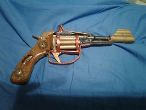 Steampunk gun prop for Sale in Winters, TX