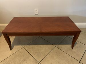 Solid wood Coffee Table for Sale in Miami, FL