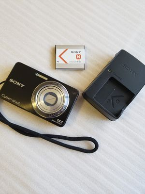 Sony Cyber-Shot DSC-W350 HD 14.1 MP Digital Camera for Sale in Adelphi, MD