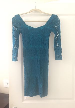 Very sexy off the shoulder dress size small for Sale in Lake Forest, CA