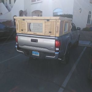 Home Made Camper Shell for Sale in Henderson, NV
