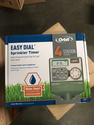 Sprinkler timer for Sale in Doraville, GA