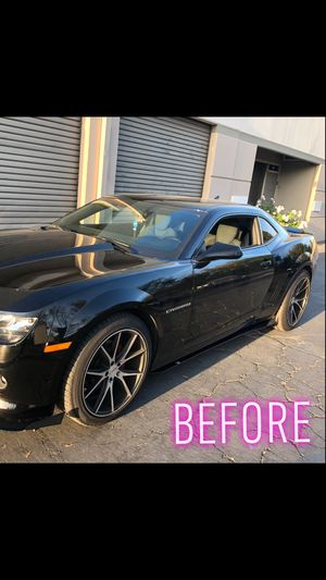 Rims black out for Sale in Rancho Cucamonga, CA