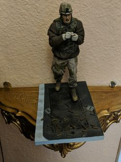 Action Figure Soldier Statue for Sale in Citrus Heights,  CA