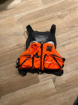 NRS kayaking Fishing life vest for Sale in Claremont, CA