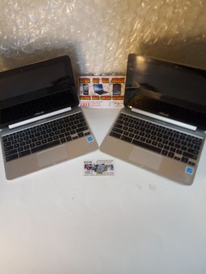 Beautiful mini asus super fast touch screen laptop like new for Sale in Fontana, CA