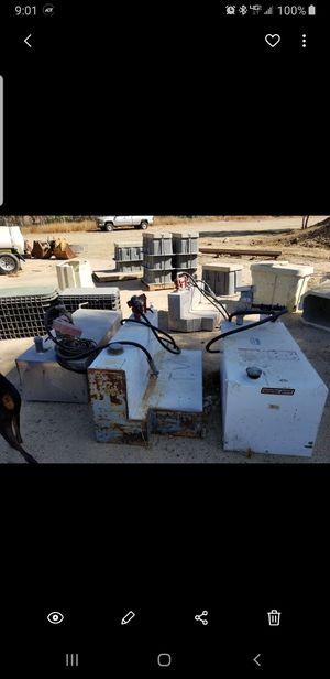 Diesel tanks 65 n 80 gal for Sale in Anaheim, CA