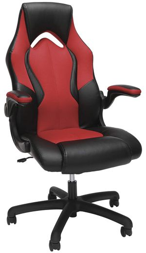 Essentials Collection High-Back Racing Style Bonded Leather Gaming Chair for Sale in Phoenix, AZ
