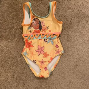 Moana Bathing suit 🩱-toddler for Sale in Los Angeles, CA