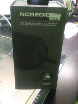 Ncredible Cannonball Speakers for Sale in San Angelo,  TX