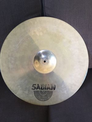 """Sabian 21"""" ride AA for Sale in San Diego, CA"""