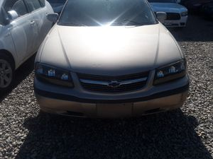 2004 chevy impala for Sale in Salt Lake City, UT