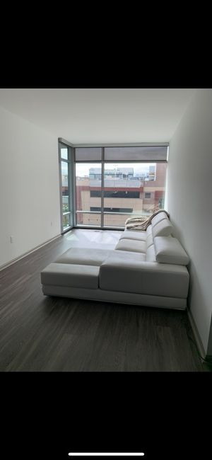 Large white sectional couch for Sale in Manasquan, NJ