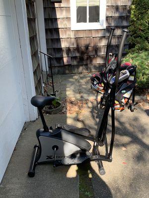 Xterra fitness Elliptical/upright bike for Sale in Waterbury, CT