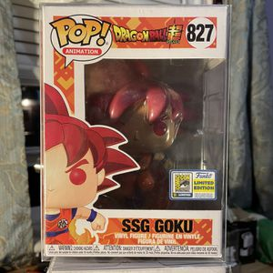 Ssg Goku SDCC Exclusive for Sale in Long Branch, NJ