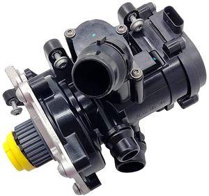 OKAY MOTOR Electric Water Pump Assembly W/Thermostat & Gasket for VW Golf Alltrack/R/SportWagen GTI MK7 Gen3 A3 A4 TT EA888 1.8L 2.0L for Sale in Bakersfield, CA