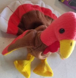 The Beanie Babies Collection Rare Gobbles Turkey for Sale in Westminster, CO