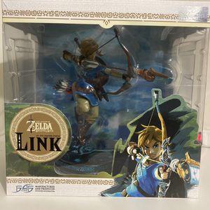 Legend Of Zelda Breath Of The Wild Link Statue for Sale in Fort Lauderdale, FL