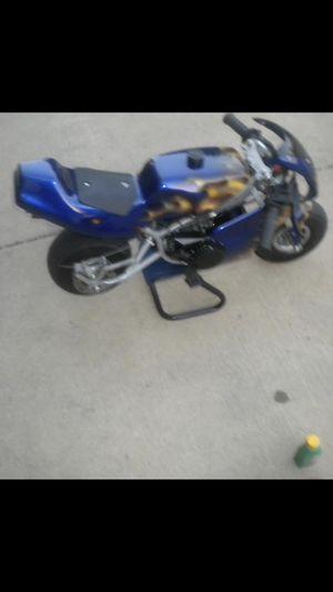 Blata mini pocket bike pocket rocket for Sale in Plainfield, IL