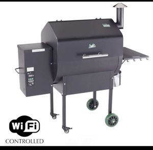 Green Mountain Daniel Boone WiFi Pellet Grill. NEW! Smoker, BBQ, Grill, Not Charcoal or Propane for Sale in Coral Springs, FL