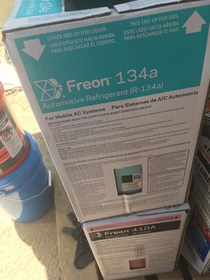 Freon 134a for Sale in Montclair, CA