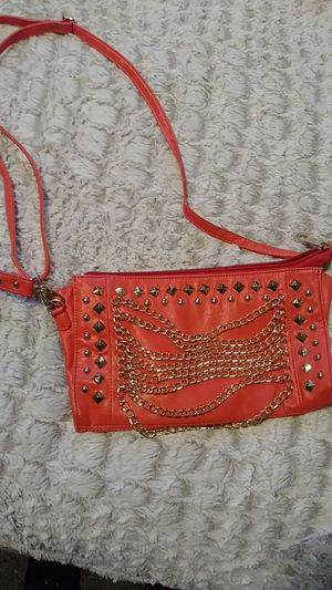 Coral purse for Sale in Swissvale, PA