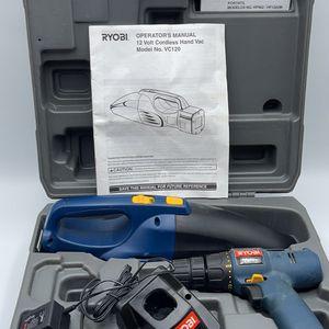 Ryobi 12.0 V Drill And Vaccum for Sale in Pinellas Park, FL