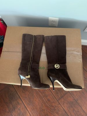 Michael Kors boots size 6 for Sale in Silver Spring, MD