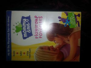 MOMMY AND ME PLAYGROUP DVD SET for Sale in Glen Burnie, MD