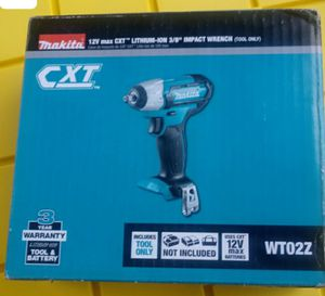 Makita CXT. Tool only. for Sale in Alexandria, VA