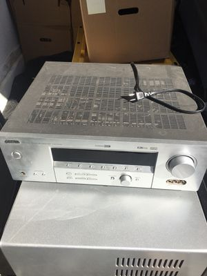Yamaha stereo receiver for Sale in Peoria, AZ