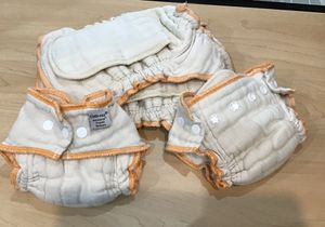 Organic a Cotton Newborn Cloth Diapers for Sale in Tacoma, WA