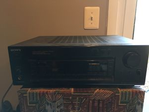 Sony stereo for Sale in Oakton, VA